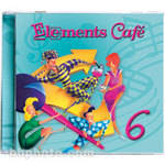 Sound Ideas Elements Cafe 6 - Imaging Elements and Sound Effects Library (Download)