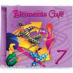 Sound Ideas Elements Cafe 7 - Imaging Elements and Sound Effects Library (Download)