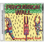 Sound Ideas Sample CD: Percussion Wall - 1 CD Audio