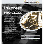 "Inkpress Media Pro Glossy Paper (8.5 x 11"", 50 Sheets)"