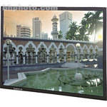 "Da-Lite 94336 Perm-Wall Fixed Frame Projection Screen (54 x 96"")"