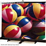Draper Luma 2/R Manual Front Projection Screen (7x9', Matte White)