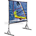 "Draper 218186 Cinefold Portable Folding Projection Screen (58 x 104"")"