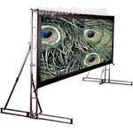 Draper 221024 Truss-Style Cinefold Projection Screen (9 x 9')