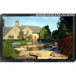 "Draper 253099 ShadowBox Clarion Fixed Projection Screen (58 x 104"")"
