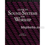 Hal Leonard Book: Yamaha Guide to Sound System for Worship