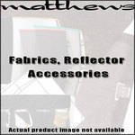 Matthews Reflector Scrim - Single - 42x42""