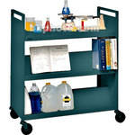 Bretford Mobile Flat Shelf Book & Utility Truck (Polo)