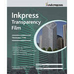 "Inkpress Media Transparency Film (8.5 x 11"", 20 Sheets)"