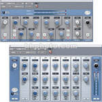 URS S Series Classic Console Mix Equalizer and URS MIX EQ - TDM