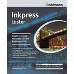 "Inkpress Media Luster Paper (8 x 10"", 50 Sheets)"