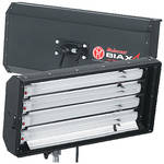 Mole-Richardson Biax-4 Fluorescent 1 Light Local Dimming Pro Kit