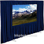 "Draper Dress Kit for Ultimate Folding Screen without Case - 79 x 79"" - Navy"