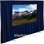 "Draper Dress Kit for Ultimate Folding Screen without Case - 85 x 115"" - Navy"