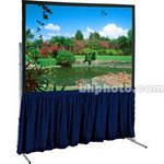 "Draper Dress Skirt for Ultimate Folding Projection Screen-103x103""-Navy"