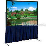 "Draper Dress Skirt for Ultimate Folding Projection Screen-121x163""-Navy"