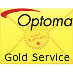 Optoma Technology Gold Service - for H76 and H77 Projector's