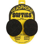 Garfield Headphone Softie Earpad Covers (Black, Pair)
