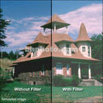 "Tiffen 4x6"" Low Light Dispersion Glass Filter"