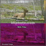 "Tiffen 5 x 5"" 3 Plum Hard-Edge Graduated Filter"