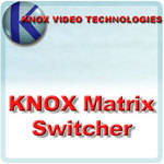 Knox Video Technologies RS-816RB Vertical Interval Matrix Switcher