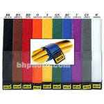 "Rip-Tie CableWrap 1 x 14"" (10 Pack) (Rainbow)"