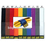 "Rip-Tie CableWrap 1 x 21"" (10 Pack) (Rainbow)"