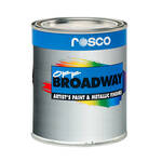 Rosco Off Broadway Paint - Antique Gold - 1 Pt