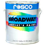 Rosco Off Broadway Paint - Antique Gold - 1 Gal.