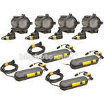 Dedolight SuperMax-U 4-Light Kit