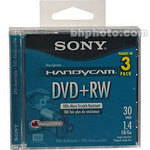 Sony 8cm DVD+RW for Camcorders (3)
