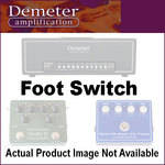 Demeter FS-2 Dual Footswitch for TGA-2-Series