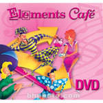 Sound Ideas Sample DVD: Elements Cafe DVD Combo