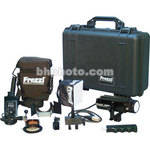 Frezzi MAK24-4Q 24-watt AC/DC Mini-Sun Gun HMI Light Kit