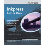 Inkpress Media Photo Chrome RC Luster Duo Paper (17 x 22