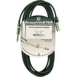"Pro Co Sound StageMASTER 1/4""  Angled Male to 1/4""  Male Cable - 18.5'"
