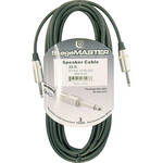 "Pro Co Sound StageMaster Z-Force 1/4"" to 1/4"" Speaker Cable (16 Gauge) - 25'"