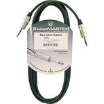 "Pro Co Sound StageMaster Z-Force 1/4"" to 1/4"" Speaker Cable (16 Gauge) - 10'"