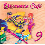 Sound Ideas Sample CD: Elements Cafe 9 - Imaging Elements