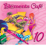 Sound Ideas Elements Cafe 10 - Imaging Elements and Sound Effects Library (Download)