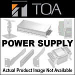 Toa Electronics AD-246 - AC Power Supply for NX-100, EV-20R, and PM-20EV