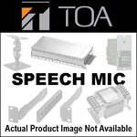 Toa Electronics WH-4000H  Speech Head-Worn Microphone
