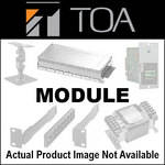 Toa Electronics L-01F - Line Matching Input Module for 900 Series Amplifiers (XLR-F)
