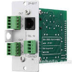 Toa Electronics ZP-001T - Telephone Zone Paging Module for 9000 Series Amplifiers