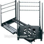 "Middle Atlantic SRSR-X 23""D 4-Rail/21U Sliding Rotating Rack Sys"