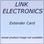 Link Electronics PEX-108 Extender Card - for 100/300 Series Rack Cards