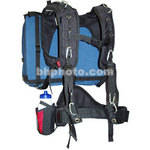Porta Brace BK-2EXL Backpack Camera Case - Extreme Laptop (Signature Blue)