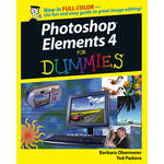 Wiley Publications Book: Photoshop Elements 4 For Dummies