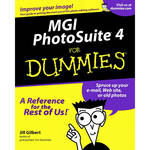 Wiley Publications Book: MGI PhotoSuite 4 For Dummies