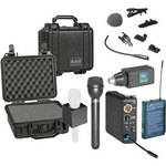 Lectrosonics 100 Series Wireless Microphone Deluxe Kit (Frequency Block 23)